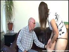 Old man wants young virgin ass