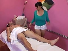 Happy massage _: asian hardcore massage