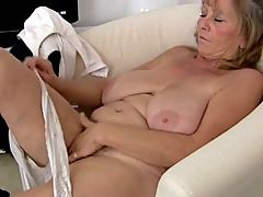 Sexy Granny Masturbating _: grannies masturbation matures