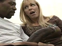 NICOLE MOORE Fucks BBC _: interracial milfs